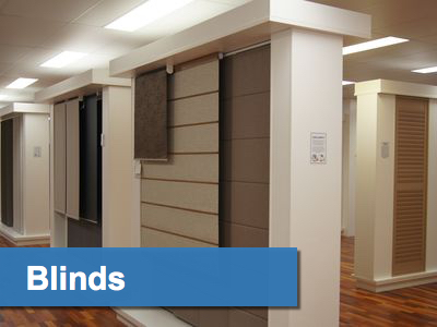 Curtain Transformations - Blinds