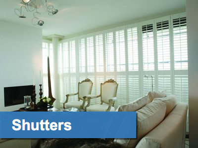 Curtain Transformations - Shutters