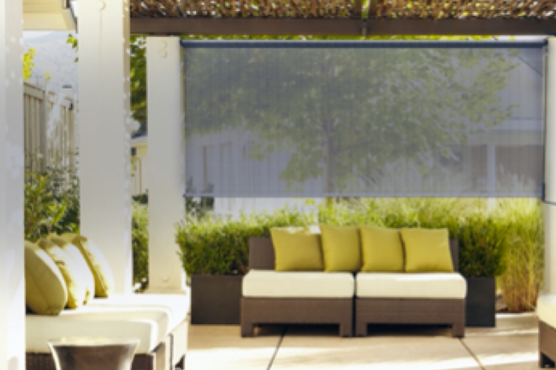 Curtain Transformations - Outdoor Blinds